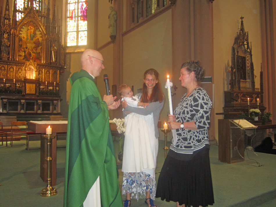 Heilige Taufe