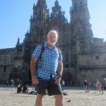 Dieter O. Plöchl, Santiago de Compostela