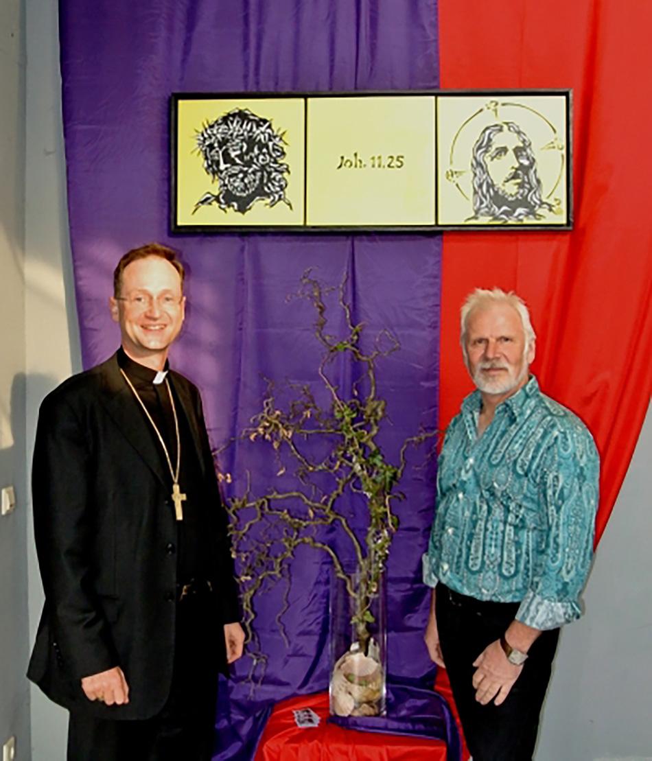 Weihbischof Turnovsky, Dieter O. Plöchl
