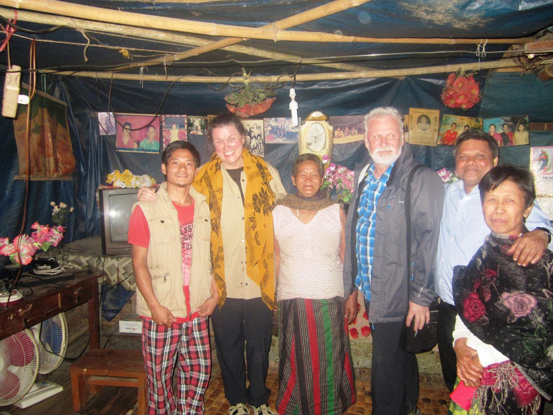 Unser Besuch 2015 in Rani in Mummy´s Haus