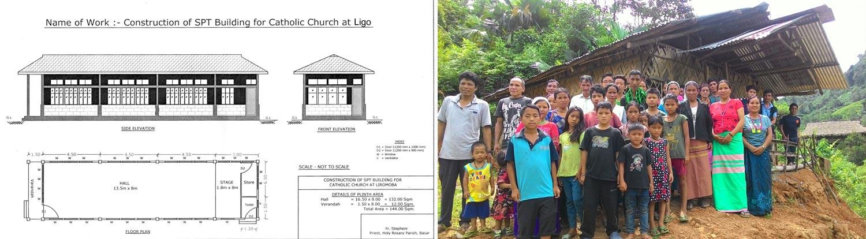 Mission-am-Weinerg-Kirchenbau-Nord-Ost-Indien-Arunachal-Pradesh-02